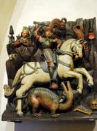 sculptures du musée du château de Marienbourg