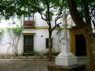 Sevilla - santa cruz