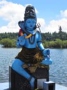 Shiva temple de grand bassin