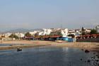 Soir en bord de mer à Tabarka