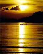Soleil aux Philippines