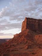 Soleil de Monument Valley