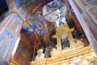 somptueuse église du Prophète Eli de Yaroslavl