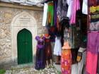 Souk et mosquée