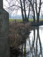 Sous le Pont du Vieux Bourg