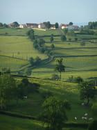 St Julien et ses collines