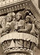 St-Paul, chapiteau représentant La Cène
