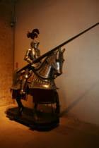 Statue chevalier