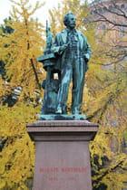 Statue de Bartholdi, sculpteur de la statue de la Liberté