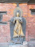 Statue de Ganga