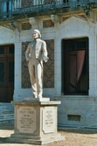 Statue de Houdini