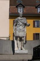 Statue de jules Cesar