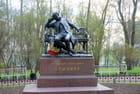 statue de Pouchkine