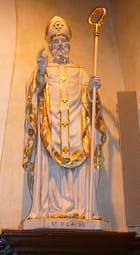 Statue de Saint Blaise