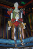 statue du Costa Séréna
