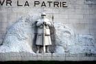 statue du monument aux morts