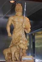 statue en pâte à sel