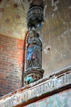 statue épargnée par la 2° guerre mondiale