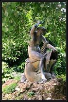 Statue Jardins des Plantes