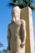 Statue monumentale au nom de Ramsès II
