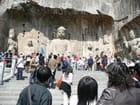 Statues bouddhiques