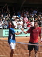 Stéphane ROBERT bat BERDYCH le 6ème mondial