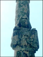 Suaire du calvaire de Tronoën (détail)