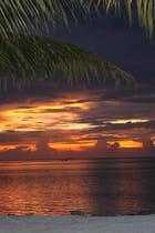 Sunset à Kani