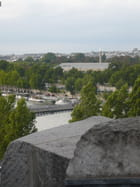 Sur la terrasser d'Orsay