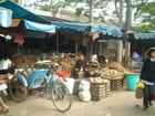 Sur le marché