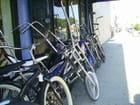 Sur mon tricycle