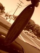 Surf attitude, jusqu\'au rétroviseur...