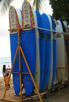 Surfing en Bleu