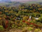 Szigliget en automne