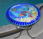 Table Sous Marine