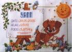 Tableau naissance pour yann