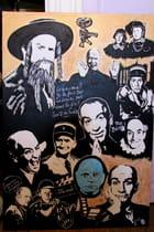 tableaux de l'artiste peintre JUD par Julie Barssini