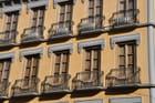 tags et architecture à Granada (Espagne)