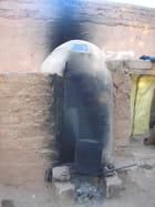 Tahammamt (bain chauffé au bois)
