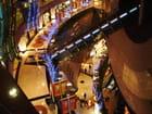 Taipei - centre commercial en boule