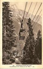 téléphérique du Midi