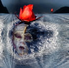 tempete rouge sur la lagune