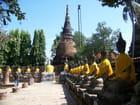 Temple Ayatthaya