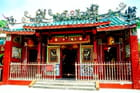 Temple chinois cheng hoon teng