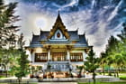 Temple Surin Beach