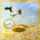 Temps en vol