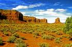 Terres des Indiens Navajos