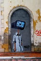Tête de télé