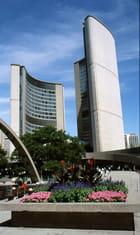 The City Hall de Toronto