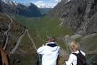 the Trollstigen ou la route des Trolls